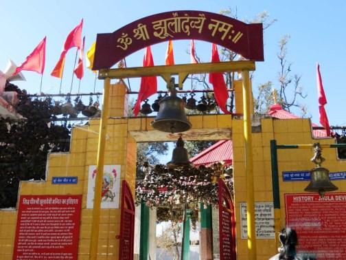 Jhula Devi Temple, Uttarakhand