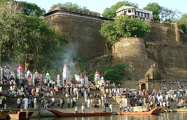 Ahilya Fort Madhya Pradesh