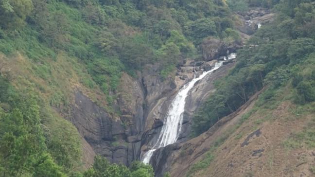 Attukad Waterfalls Munnar