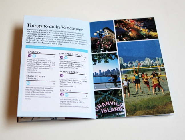 guidebook for travel