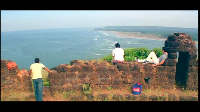 Dil Chahata Hai in Goa