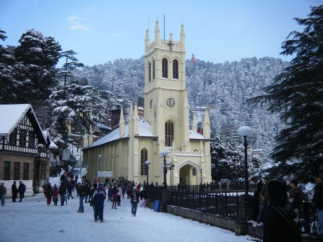 Jab we men in Shimla