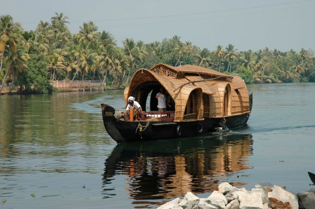 Alleppey House_boat