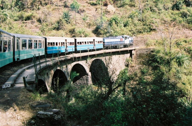 Shimla Train ride