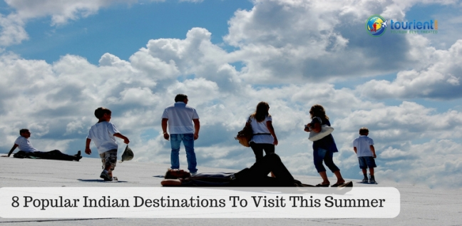 8 Popular Indian Destinations To Visit This Summer
