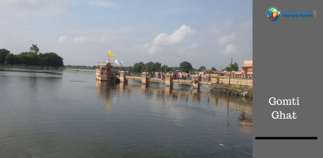 Gomti Ghat - best tour packages india