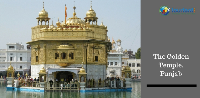 The Golden Temple, Punjab