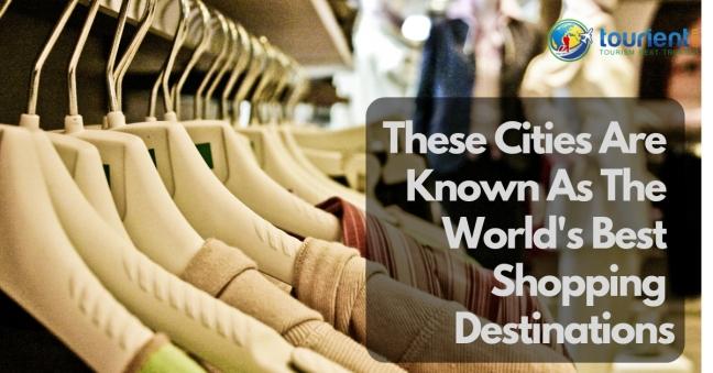 international shopping destinations